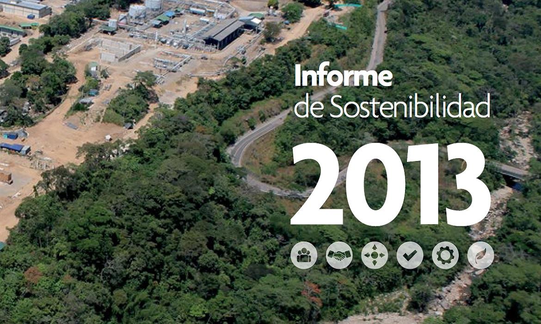 Sostenibilidad 2013